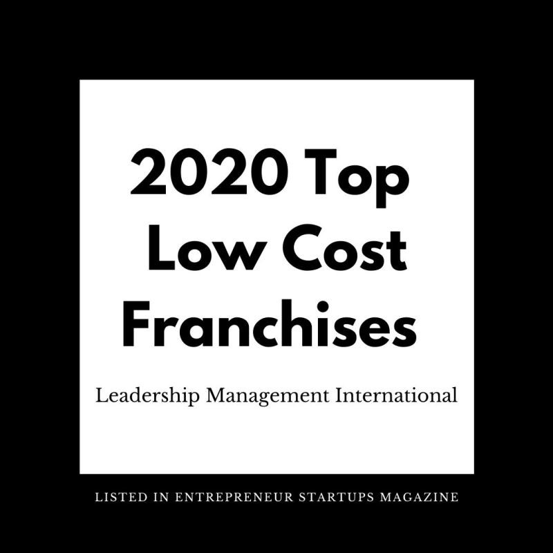 2020 Low Cost Franchise Award